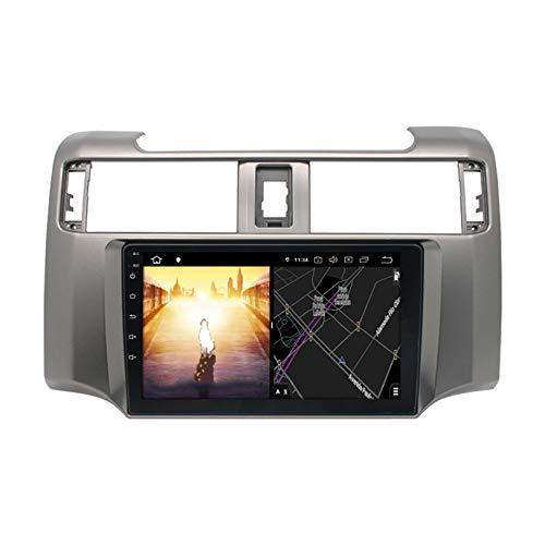 Para Renault Clico Androide Estéreo Automóvil Radio Navegacion GPS IPS 10' Tocar Pantalla Multimedia Jugador Cabeza Unidad Incorporado WIFI Bluetooth SWC Separar Pantalla Video Receptor
