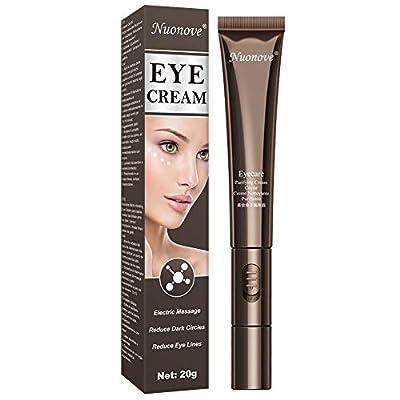 Eye cream, Under Eye Cream, Anti Wrinkle Eye Cream, Electric Massage Eye Cream, Moisturiser eye cream for removing eye oedema, Remove Fat Granule, reducing dark circles, wrinkles, fine lines-20g