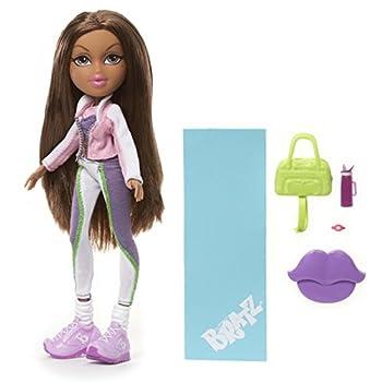 Bratz Fierce Fitness Doll- Yasmin