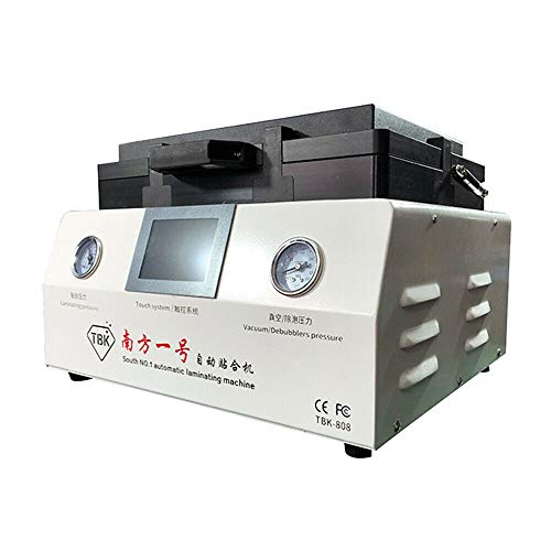 Price comparison product image XYOUNG TBK-808 Vacuum Lamination Machine Automatic Air Bubble Remover LCD Screen Repair OCA Laminator for LCD Screen