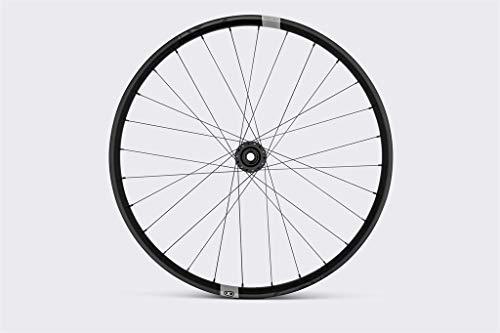 Crank Brothers Roue de vélo en alliage de synthèse E-VTT avant, mixte adulte, Synthesis Alloy, noir, 29 FRONT 15X110 BOOST