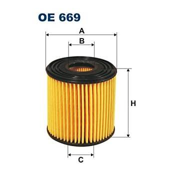 oe684 Filtron Filtre /à huile