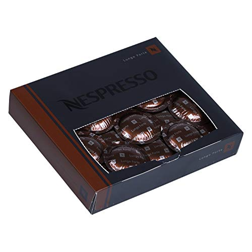 Nespresso Pro Kapseln Pads - 50x Lungo Forte - Original - für Nespresso Pro Systeme