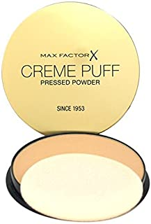 Max Factor Creme Puff Foundation, No.41 Medium Beige, 0.74 Ounce