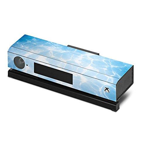 DeinDesign Skin kompatibel mit Microsoft Xbox One Kinect Folie Sticker Schwimmen Pool Sommer