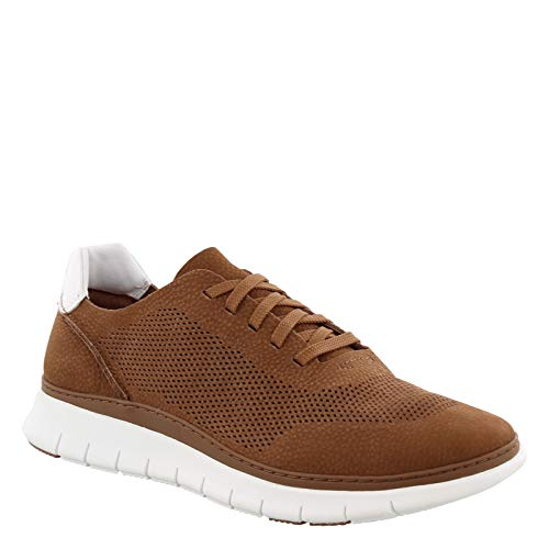 Vionic Men's Fresh Tucker Lace-up Casual Sneaker with Concealed Orthotic Support