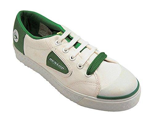 Dunlop Green Flash DU1555 Sportschuhe (36 EUR) (Weiß)