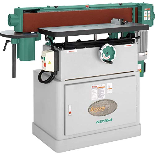 Grizzly Industrial G0564-6' x 108' Oscillating Edge Sander