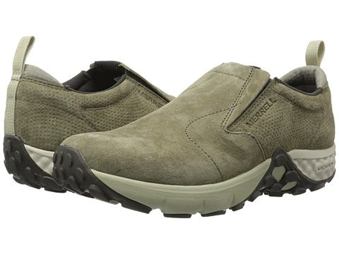 上級株式会社撤回する(メレル) MERRELL レディースウォーキングシューズ?スニーカー?靴 Jungle Moc AC+ Dusty Olive 7.5 24.5cm M [並行輸入品]