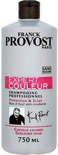 FRANCK PROVOST Expert Color Shampoo Professional Schutz und Glanz 750 ml