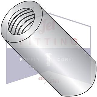 Round Spacers 1000 pcs Type 6//6 Nylon #2 X 7//8 3//16 Diameter