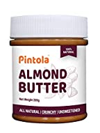 almond butter, End of 'Related searches' list