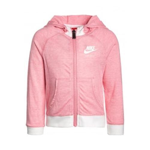 Nike 842-a4e Felpa, Uomo, Rosa/Bianco, 6–7Anni
