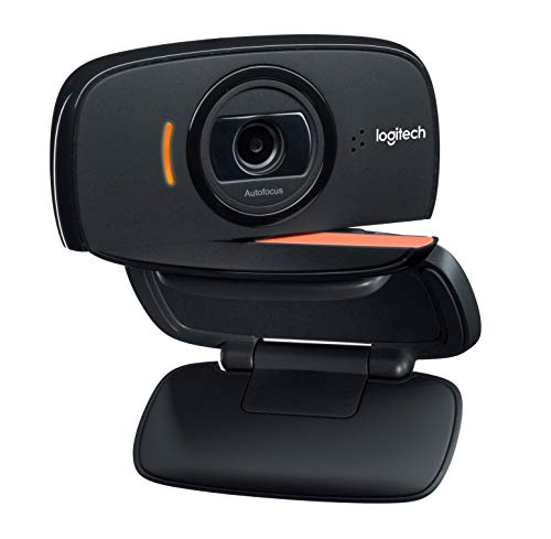 Logitech HD Webcam B525 - Web-Kamera - Farbe - 1280 x 720 - Audio - USB 2.0
