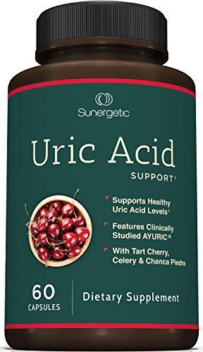 Premium Uric Acid Support Supplement