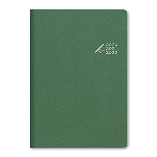 佐々木印刷 手帳 2020年 A5 4月始まり 3年連用 ...