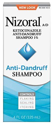 Nizoral A-D Anti-Dandruff Shampoo 4 fl. oz