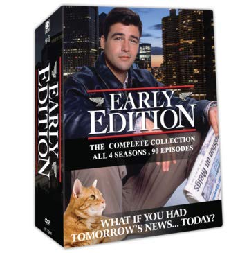 Early Edition The Complete Collection All 4 Seasons, 90 Episodes