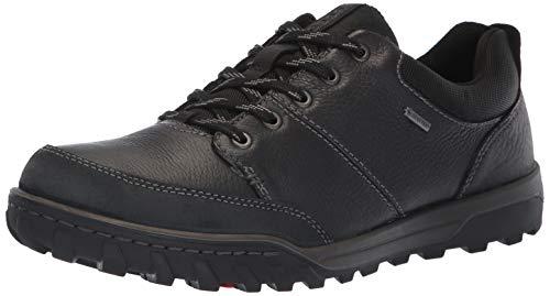 ECCO Herren URBAN Lifestyle Sneaker, Schwarz (Black 2001), 43 EU