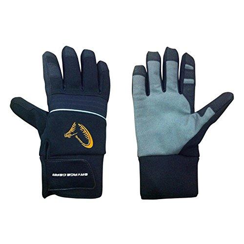 Angeln Handschuh Savage Gear Winter Thermo Glove L Angelhandschuh