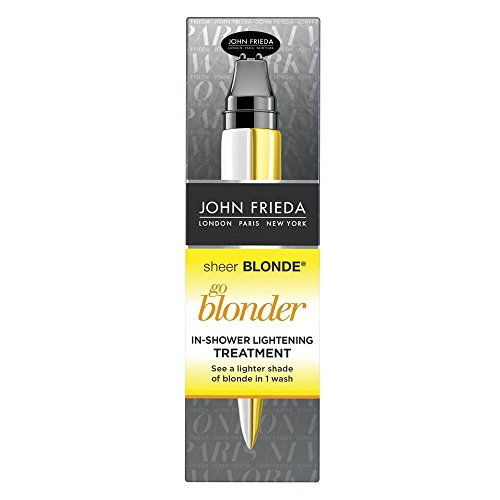 John Frieda Sheer Blonde Go Blonder In-Shower Lightening Treatment,