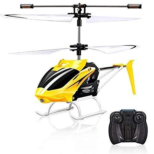 Kikioo Mini Fernbedienung Hubschrauber 2,4 GHz Radiogesteuerte Flugzeug Tropfenbeständige RC-Flugzeug für Kinder Jungen Erwachsene Anfänger, Kinder Puzzle Elektrische Flugzeug Drone Flugzeug Spielzeug