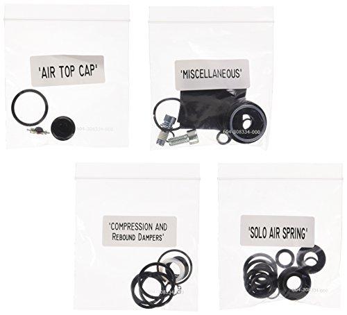 Rock Shox Gabel Service Kit Recon 2010 Gabeln, schwarz, Standard