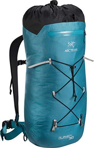 Arcteryx Alpha FL Backpack, Türkis (Dark Firoza), 62 Centimeters