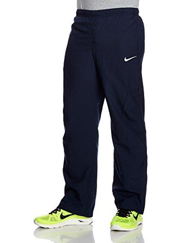 Nike joggingbroek Team Zwart donkerblauw M