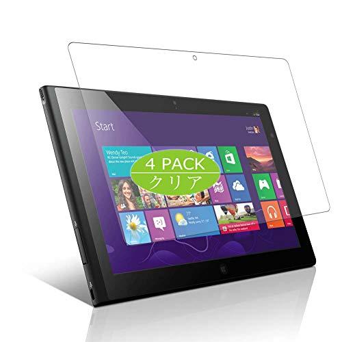 VacFun 4 Piezas HD Claro Protector de Pantalla para Lenovo thinkpad Tablet...