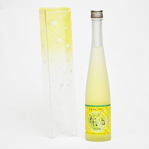 梨の酒(梨ワイン・梨花一輪) 360ml 箱付 二十世紀梨 ワイン ギフト お歳暮 父の日 お中元