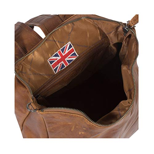 The Chesterfield Brand Manchester Rucksack Leder 40 cm