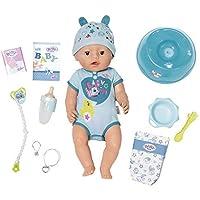 Zapf Creation 825969- Muñeco interactivo para bebé nacido
