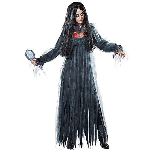 YYXDP Disfraces De Halloween, Disfraz De Zombi Fantasma De Terror para Adultos, Demonio Vampiro Cosplay, Disfraces De Escenario Disfraz De Disfraces De Halloween