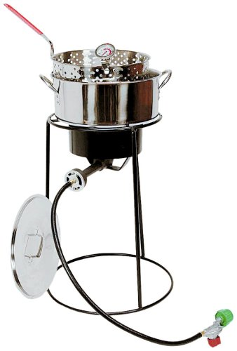 Review Of King Kooker 22PKPTS 22-Inch Outdoor Cooker Set