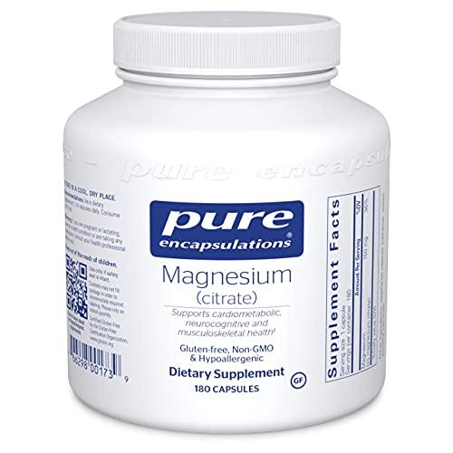 Pure Encapsulations Magnesium (Citrate) |...