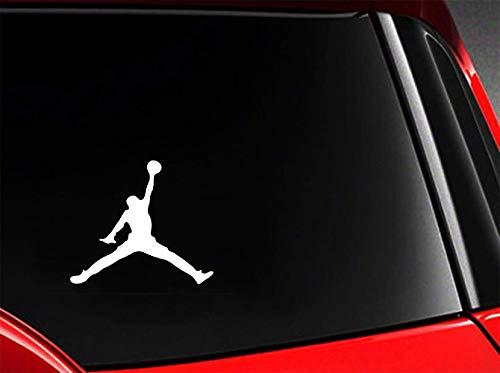 Auto Vinyl Aufkleber Für Usa Basketball Michael Jordan Auto Aufkleber Auto Styling Aufkleber Für Auto Laptop Fenster Aufkleber