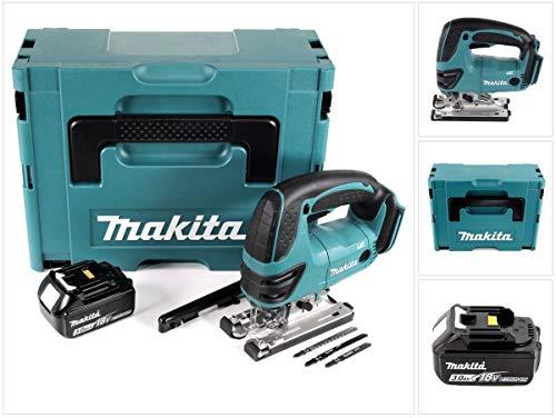 Makita DJV 180 F1J Akku Stichsäge 18V + 1x Akku 3,0Ah + Makpac - ohne Ladegerät