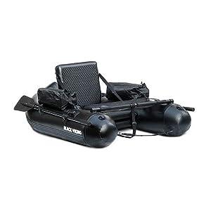 Premium Black Viking Belly Boot Schwarz 170 cm