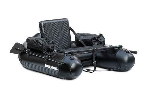 Black Viking Belly, 1.70m Bellyboot