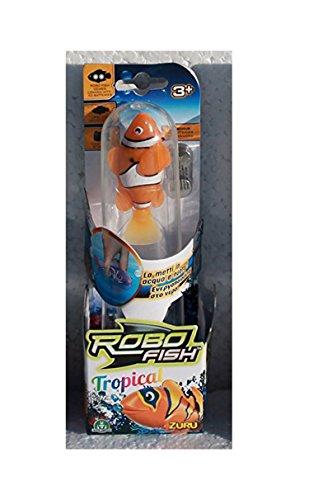 Giochi Preziosi - Gl- Robo Fish Tropicale, Multicolore, 8.02764E+12