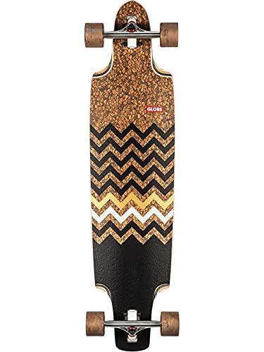 GLOBE Men's Spearpoint aimez Skater Nous Vous Proposons of Planches Design au Rapport Qualité Prix Incomparable Cork/Zagged, 40
