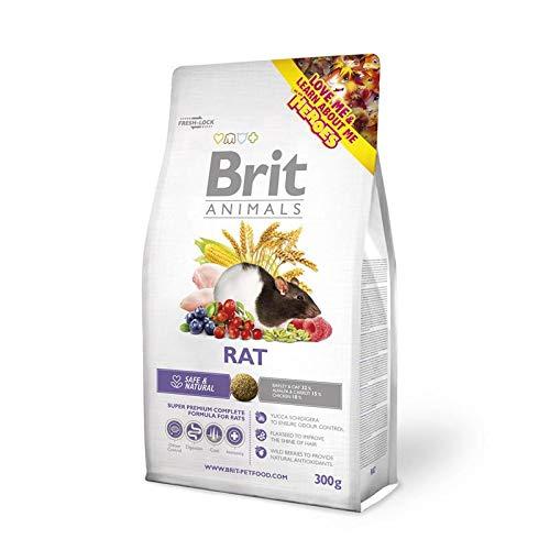 Allco Brit Animals Rat Complete Nourriture pour rats 300 g