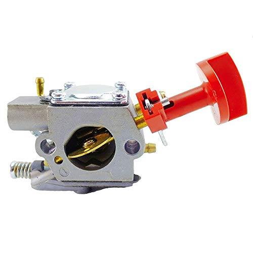 Carburador de alta calidad compatible con HUSQ-VARNA 543 543P 543XPG 43CC Motosierra Carb 588848901 Material principal: Metal