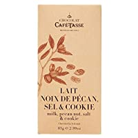 CAFE-TASSE(カフェタッセ) ピーカンナッツ&クッキーミルクチョコ 85g×12個セット