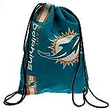 NFL Miami Dolphins Sportbeutel Gym Bag -