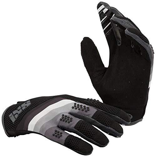IXS DH-X5.1 Mountainbike Handschuhe - schwarz