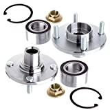 Best Wheel Bearings - HUBDEPOT 518510 Both Front Wheel Hub and Bearing Review