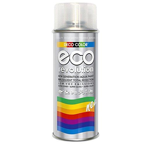 Fahrzeugteile Hoffmann DC ECO Lackspray glänzend matt 400ml nach RAL freie Farbauswahl (Klarlack glänzend)