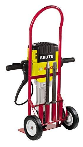 Bosch 120-Volt 1-1/8 Brute Breaker Hammer BH2760VCB with Basic Cart